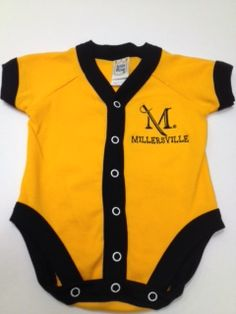 Gold Snap-front Onesie for those future marauders