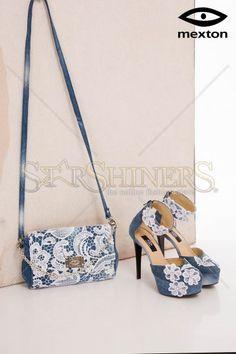 Geanta Mexton Simply Stylish Blue