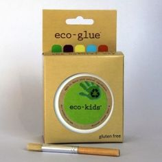 Eco-Glue, All Natural Paste