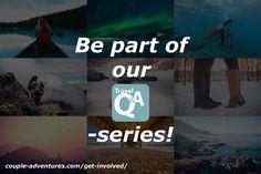 Travelling turns you into a storyteller!? Du hast auch ständig den Impuls zu Reisen? Du möchtest deine Geschichten teilen und hast Interesse daran an unserem neusten Projekt mitzuwirken? Werde Teil unserer neuen Travel Q&A-Serie, in welcher wir die Abenteuer und Geschichten von anderen Reisehungrigen featuren!  Get involved :)  #reisen #travel #travelblog #reiseblog #blogger #fotografie #abenteuerreisen #individualreisen #backpacking #workandtravel #lappland  #schweden #norwegen