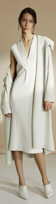 TSE Fall 2016 RTW women fashion outfit clothing style apparel @roressclothes closet ideas