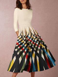 d1b0907394b45 14 Best casual dresses with flats images | Cute dresses, Cute ...