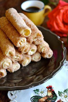 Cinnamon Cream Cheese Roll-Ups by Ciao Chow Bambina