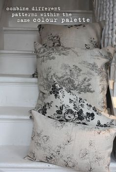 Monochrome Cushion Covers