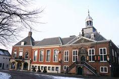 City Hall Vlaardingen (my hometown)