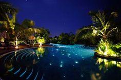 Beach House in Maldives