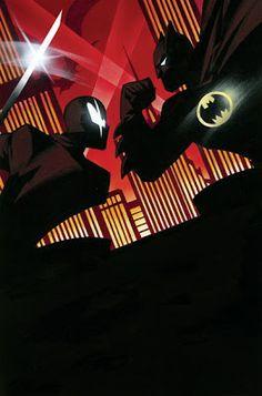 Grendel v. Batman