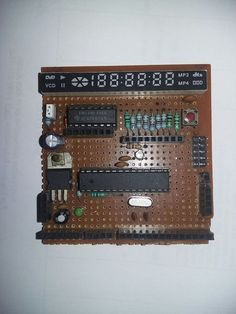 Picture of Make an ARDUINO on Your Own...!!!