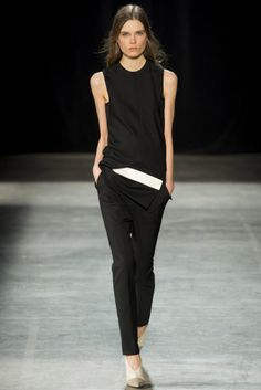 Narciso Rodriguez - F/W 2013