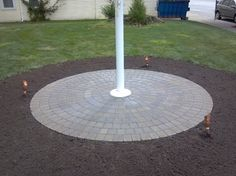 Flagpole Design Ideas, Pictures, Remodel, and Decor - page 4