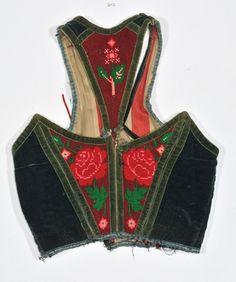 DigitaltMuseum - Liv Folk Costume, Costumes, Square Skirt, Folktale, Flat Hats, Dress Up Day, Norway, Vest, Europe