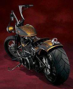 custom motorcycle matte golden - Pesquisa Google