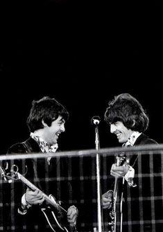 Sometimes I get sad because I remember that the Beatles could never love me but then I remember how . the beatles Paul McCartney john lennon ringo starr george harrison McLennon Starrison applescruff-s Beatles Bible, Les Beatles, John Lennon Beatles, George Beatles, Beatles Art, Recital, Liverpool, The Beatles Live, Jim Marshall