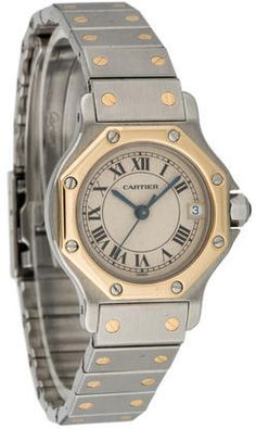 Edition Guilloche Cartier Santos Watch Excess Watches Dial