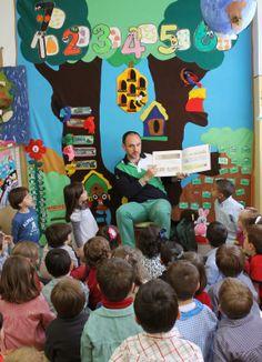"""Actividades de animación y promoción de la lectura en """"Bibliotecas Escolares en Red - #Albacete"""". #AnimacionLectura #BibliotecasEscolares"""