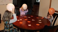 Learn all about Static Electricity with this fun Halloween Science Game!                                                                                                                                                                                 More