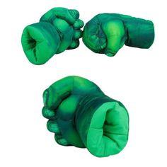 Incredible PP Cotton Hulk Gloves Superhero Figure Hulk Toys Interesting Gift For Children Cosplay Performing Props