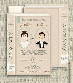 50 Best Book Themed Wedding Ideas