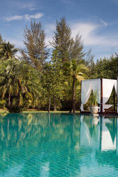 The Sarojin Hotel Phang Nga.
