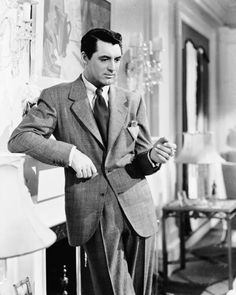 Cary Grant. No one compares to him (except maybe Don Draper/John Hamm).