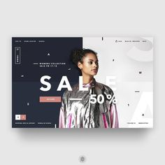 Sale page DSL concept store by Alexander Yegorov. Checkout for detail on @dribbble - http://ift.tt/2xXHNvM … Follow us  @creativroom  to get creative UI/UX and Graphic Design inspirations  Use tag...