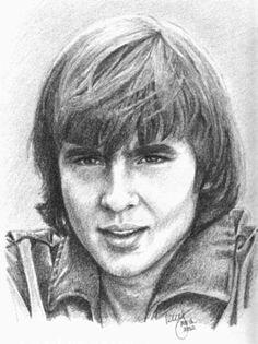 Davy Jones from The Monkees by *TerryXart on deviantART