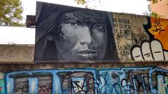 Palermo, buenos aires #Mural #paredesquehablan