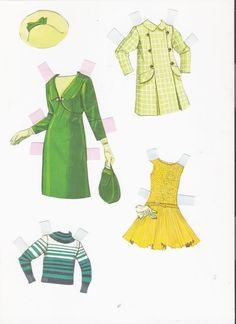 T & P* 1500 free paper dolls at Arielle Gabriel's International Paper Doll Society for Pinterest paper doll pals *