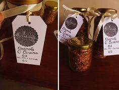 petiscosemiminhos: Uma prenda para o Dia da Mãe: Granola caseira/ Mother´s Day gift: homemade granola