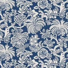 GILARDIA - ROBERT ALLEN FABRICS BLUEBELL END USE:Furniture, Cushions WIDTH:54 REPEAT:Vertical - 13.75 FIBER CONTENT:100% Rayon ORIGIN:USA FINISH:Teflon BACKING:N/A RAILROADED:N 71.60