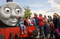 Het spoorwegmuseum in Utrecht is een echte aanrader als je kind van treinen houdt.