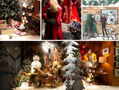 Holiday 2013 WINDOWS: Northern Noel – Holts Muse