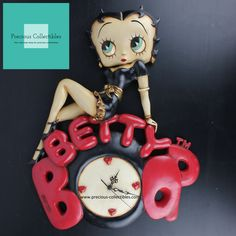 For more information check out our webshop. www.precious-collectibles.com Betty Boop, Christmas Ornaments, Holiday Decor, Check, Christmas Jewelry, Christmas Ornament, Christmas Baubles