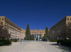 Facultad de Medicina de la Universidad Complutense.
