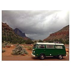 Clear blue sky and then five minutes later crazy wind rain thunder! We love you Zion. Now I need to go change my underwear... #ramblindawgs #vanlife #vanlifediaries #vanwatch #vwbus #baywindow #volkswagen #vwlove #t2 #projectvanlife #vanlifers #aircooled #homeiswhereyouparkit #vanlifeexplorers #funontheroad #campingcollective #adventureculture #tinyhousemovement #travelgram #travel #tinyhome #tinyhouse #homeonwheels #nrwstr #campingwithdogs #hikingwithdogs #adventurewithdogs by ramblindawgs