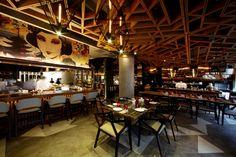 Bam & Senju Restaurant by Metaphor Interior at Plaza Indonesia, Jakarta – Indonesia » Retail Design Blog