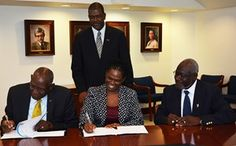 UVI Signs Six MOUs with National & International Colleges & Universities