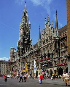 48 horas en Munich, más allá de la Oktoberfest