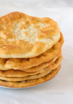 Slovak Recipes, Czech Recipes, Bread Recipes, Cooking Recipes, Crepes And Waffles, Good Food, Yummy Food, Homemade Butter, Bread And Pastries