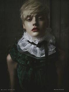Vogue Russia Dec 2012