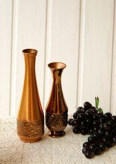 2 Tlg. Set mit kleinem eingraviertem Muster. Eine wunderbare Geschenkidee für den orientalischen Wohnstil.