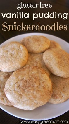 Here is my recipe for snickerdoodle cookies with my secret ingredient, vanilla pudding mix! I use an easy homemade pudding mix; 1/2 cup sugar, 3 tablespoon cornstarch and 1 teaspoon vanilla extract but you can use a store bought 3.4 ounce box of cook and serve pudding mix if you do have cornstarch or don't …