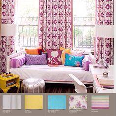 Mais fotos e dicas inspiradoras para decorar no Blog: www.blog.donatelli.com.br  e na página facebook: donatellitecidos