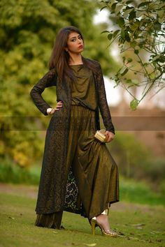 In this collection women jumpsuits, silk dress, women kurti, long shirts, embroidered shirts etc are available. All of this mention stuff is available with Palazzo and ghagra type down wear. Bold colors are used with in this...More at http://www.newfashioncorner.com/cazibe-pret-winter-collection-2014/