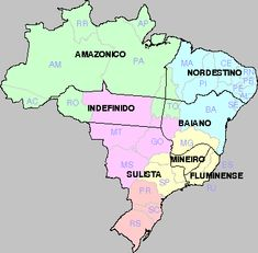 Brazilian dialects