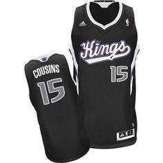 e0b8ea8ae DeMarcus Cousins Sacramento Kings adidas Swingman Alt Jersey
