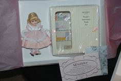 Wendy's Anniversary Closet Trunk Set 8'' Doll by Madame Alexander NRFB…