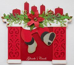 A Quilted Christmas Cricut Cartridge Project Idea 3