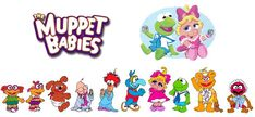 Muppet-Babies!  I spent many afternoons watching this.