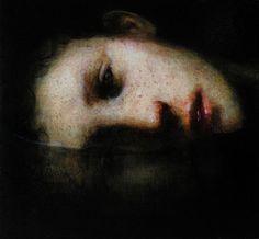 Maya Kulenovic portrait paintings